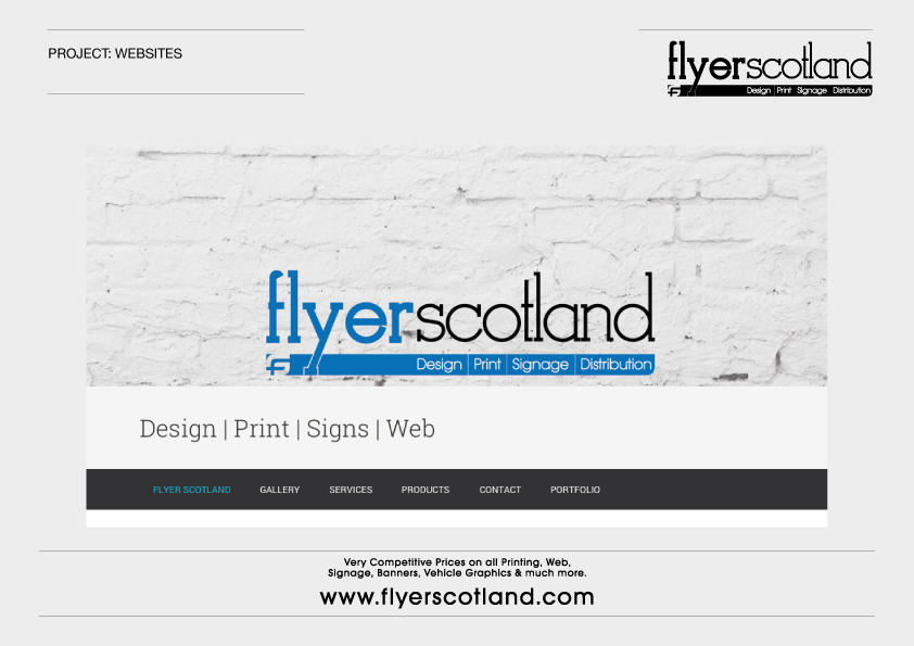 Web Design Glasgow Edinburgh
